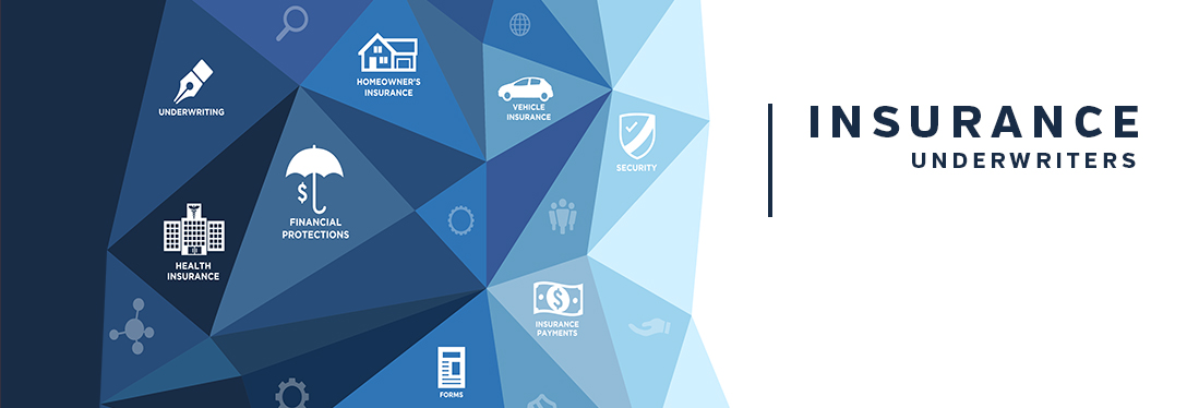 Header graphic showing a variety of icons representing multiple lines of insurance coverage.
