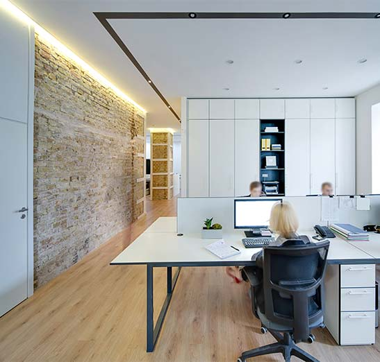 Inner office design